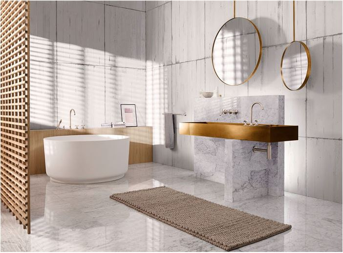 Image of one of the best bathroom trends in 2020